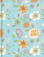 CSB Journal and Draw Bible for Kids, Blue (Hard Cover)