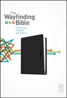 The NLT Wayfinding Bible Black
