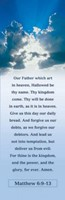 The Lord's Prayer Bookmark (Pack of 25)