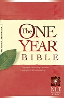 The NLT One Year Bible
