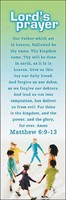 The Lord's Prayer Children Bookmark (Pack of 25)