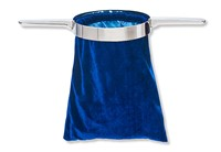 Offering Bag With Handle, Blue