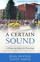 Certain Sound, A (Paperback)