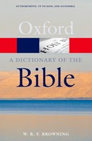 Dictionary Of The Bible, A (Paperback)