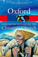 The Concise Oxford Dictionary Of The Christian Church (Paperback)