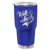 Walk By Faith Stainless Steel Tumbler (General Merchandise)