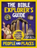 Bible Explorer's Guide: People And Places (Hard Cover)