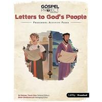 Gospel Poject: Preschool Activity Pages, Spring 2018