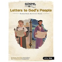 Gospel Project: Older Kids Activity Pages, Spring 2018