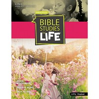 Bible Studies For Life: 3s-Pre-K Leader Guide, Spring 2019