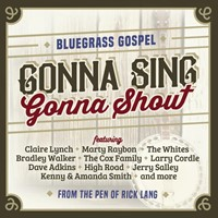 Bluegrass Gospel CD