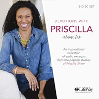 Devotions With Priscilla Audio Book