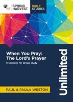 Unlimited - When You Pray Workbook