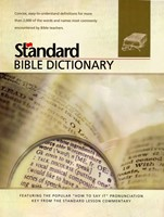 Standard Bible Dictionary (Paperback)