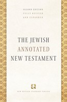 The Jewish Annotated New Testament (Hard Cover)