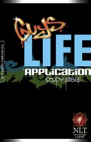 NLT Guys Life Application Study Bible