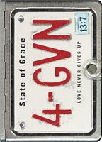 NLT Metal Bible: 4-Gvn
