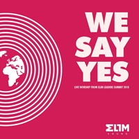 We Say Yes CD