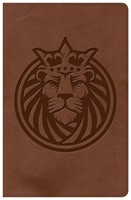 CSB Kids Bible, Lion LeatherTouch