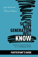 So the Next Generation Will Know Participant's Guide (Paperback)