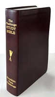 CEV Challenge Study Bible-Flexi Cover (Imitation Leather)