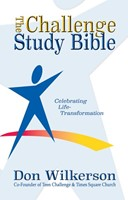 CEV Challenge Study Bible- Hardcover (Hard Cover)