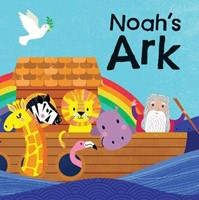 Magic Bible Bath Book: Noah's Ark