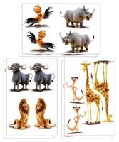 Bible Memory Buddy Mini Posters (Set of 6) (Poster)