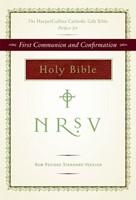NRSV Catholic Gift Bible, Burgundy (Hard Cover)