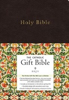 NRSV Catholic Gift Bible, Black (Imitation Leather)