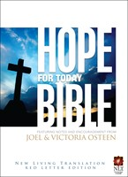 NLT Hope for Today Bible