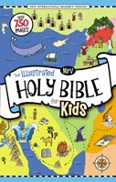 NIrV Illustrated Holy Bible for Kids, Comfort Print (Hard Cover)