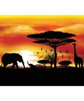Sunset Mural (Poster)