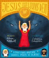Jesus and the Lions' Den