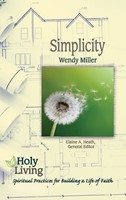 Holy Living Series: Simplicity (Paperback)