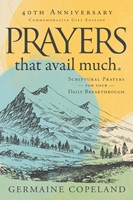 Prayers That Avail Much, 40th Anniversary Commemorative Gift