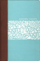 NLT Everyday Matters Bible for Women, Deluxe Edition (Hard Cover)
