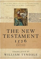 Tyndale New Testament, 1526 Edition (Genuine Leather)