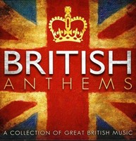 British Anthems CD