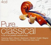 Pure...Classical CD
