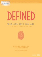 Defined: Who God Says You Are - Leader Guide