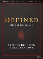 Defined - Teen Guys' Bible Study Book
