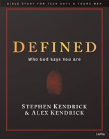Defined - Teen Guys' Bible Study Leader Kit