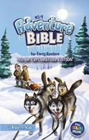 NIrV Adventure Bible for Early Readers (Hard Cover)