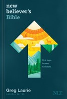 New Believer's Bible NLT (Hardcover)