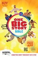 KJV One Big Story Bible, Hardcover (Hard Cover)
