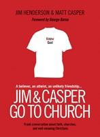 Jim And Casper Go To Church (Hard Cover)