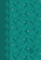 TPT Compact New Testament, Teal