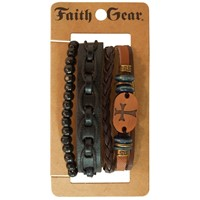 Copper Cross Bracelet (General Merchandise)
