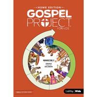 Gospel Project Home Edition: Bible Story DVD, Semester 2 (DVD)